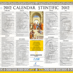 Sience Calendar National Geographic