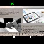 Landing page Memox