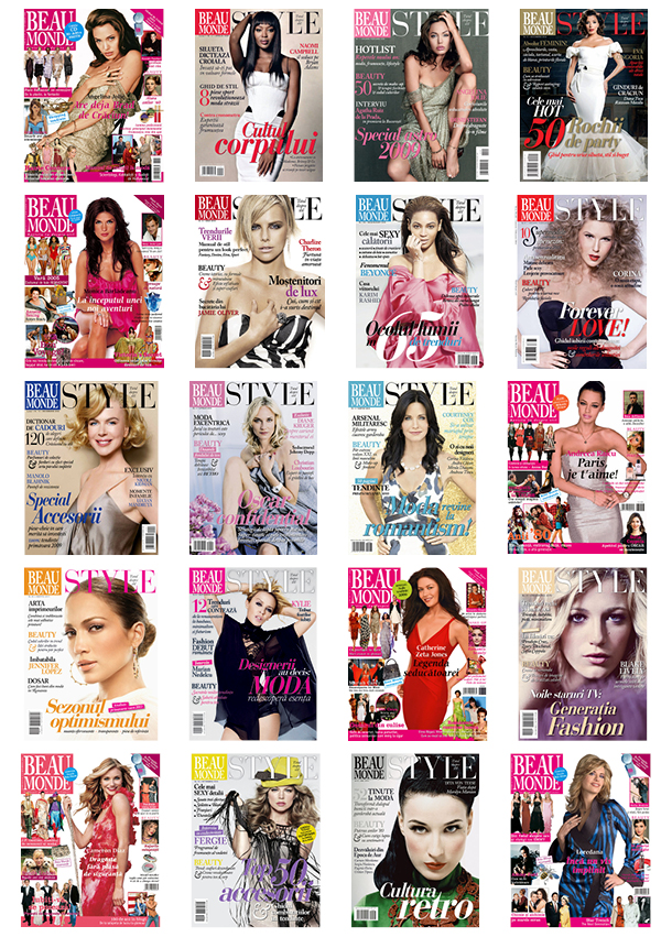 Covers BeauMonde Style